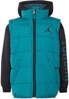 Jordan Performance Vest Jacket, Big Boys (8-20)