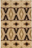 Linon Lodge Multi Rug