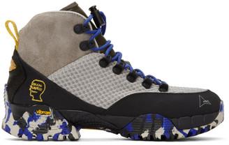 ROA Grey Brain Dead Edition Andreas Hiking Boots
