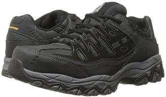 Skechers Cankton (Black/Charcoal) Men's Shoes