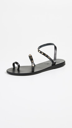 Ancient Greek Sandals Apli Eleftheria Slide Sandals