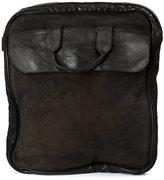 Numero 10 Idahorev backpack - men - Leather - One Size