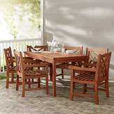 Beachcrest Home Amabel 7 Piece Dining Set
