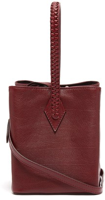 Métier 'Perriand' leather mini tote