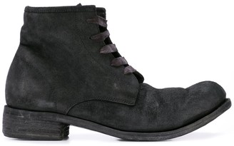 A Diciannoveventitre Lace-Up Ankle Boots