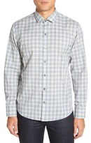Zachary Prell Men's 'Farbstein' Trim Fit Sport Shirt