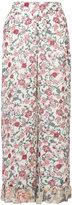 See by Chloe floral palazzo pants