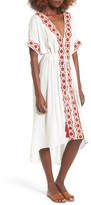 Raga Women's Isadora Embroidered Midi Dress