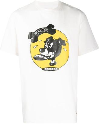 Buscemi Nervous Dog print T-shirt