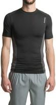Reebok Sipes Compression Shirt - Short Sleeve (For Men)