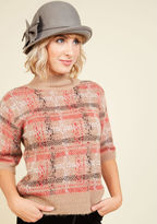 ModCloth Cinema Style Hat in Stone