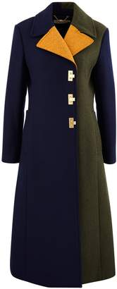 Tory Burch Colour blocked coat
