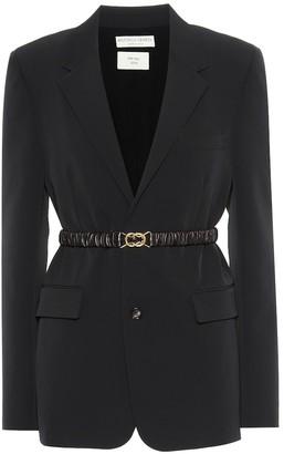 Bottega Veneta Technical gabardine blazer