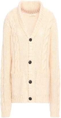 American Vintage Cable-knit Cardigan