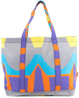 Issey Miyake Cubic Dry tote - women - Polyester - One Size