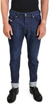 Diesel Larkee-Relaxed Men's Comfort-Straight Stretch Denim Jeans 0845B