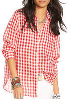 Denim & Supply Ralph Lauren Checked Utility Shirt