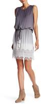 Young Fabulous & Broke Leah Open Back Mini Dress