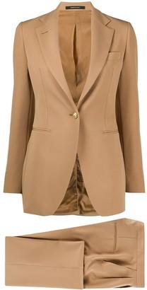 Tagliatore Tailored Two-Piece Suit