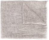 Eleventy frayed trim scarf - men - Linen/Flax/Silk/Cashmere - One Size