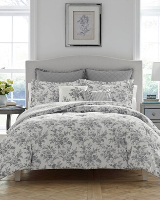 Laura Ashley Annalise Floral Comforter Set