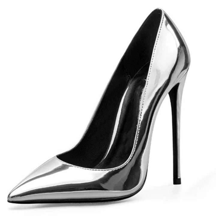 5541105a08008 Vimisaoi Women's Pointed Toe High Heels Slip-on Pumps, Elegant Kitten  Stilettos D'Orsay Dress Wedding Basic Shoes Black