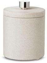Threshold Sandstone Bath Canister- Off White