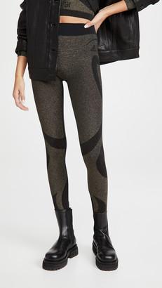Wolford X Adidas Tight Metallic Leggings