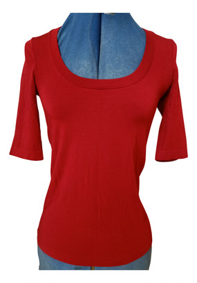 Wolford Red Synthetic Tops