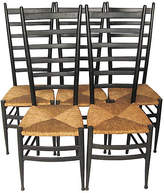 One Kings Lane Vintage Gio Ponti-Style Italian Chairs - Set of 5