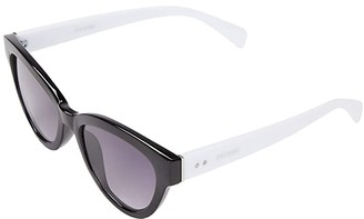 Steve Madden Bella (Black) Fashion Sunglasses