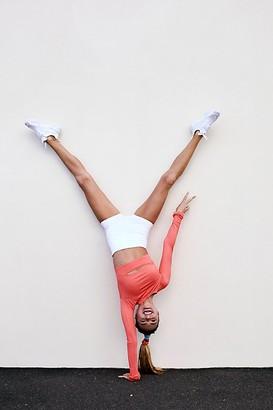 FP Movement Ultra-High Rise Off Beat Shorts