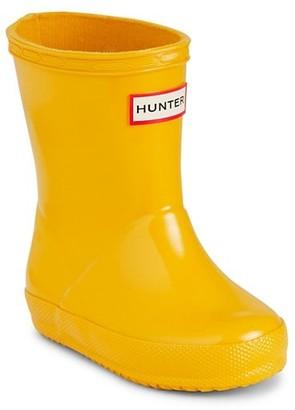 Hunter Baby's, Little Kid's & Kid's First Classic Rain Boots