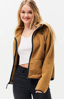 The North Face Dunravel Sherpa Cropped Jacket