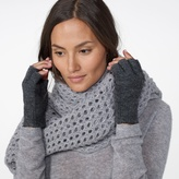 James Perse Merino Blend Fingerless Gloves