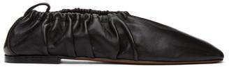 Neous Black Phinia Ballerina Flats