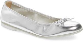 Naturino Margot Metallic Ballet Flat