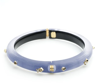 Alexis Bittar Studded Hinge Bangle