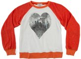 Wildfox Couture Youth Girl's Disco Heart Sommer Sweater