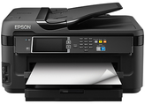 Epson WorkForce WF-7610 All-In-One A3 Wireless Printer, Black