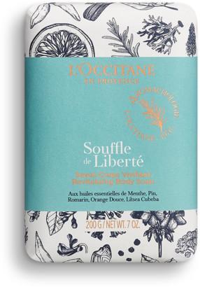 L'Occitane Souffle de Liberte Revitalizing Body Soap
