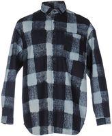 Sunnei Denim shirts - Item 42588136
