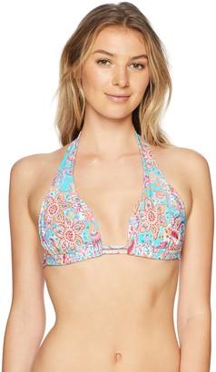 Sunsets Women's Marilyn Bra Sized Halter Bikini Top Swimsuit
