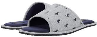 Polo Ralph Lauren Antero Jersey (Grey) Men's Shoes