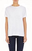 Proenza Schouler Women's Split-Back T-Shirt-WHITE