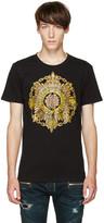 Balmain Black New B Logo T-Shirt