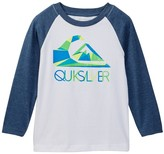 Quiksilver Ultra Raglan Tee (Toddler Boys)