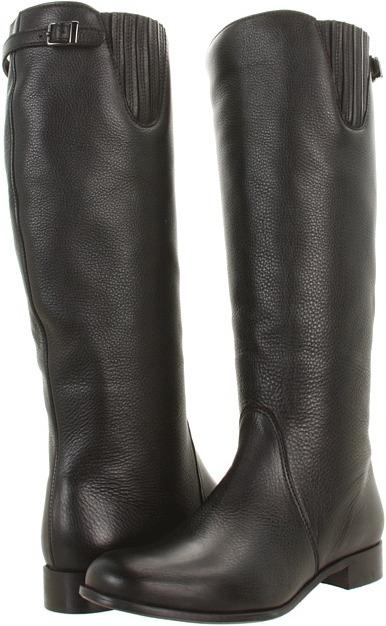 La Canadienne Suzie (Black Pebble) - Footwear