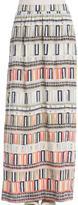 Nic+Zoe Nic + Zoe Sahara Squares Skirt