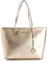 MICHAEL Michael Kors 'Jet Set Travel' tote - women - Leather - One Size